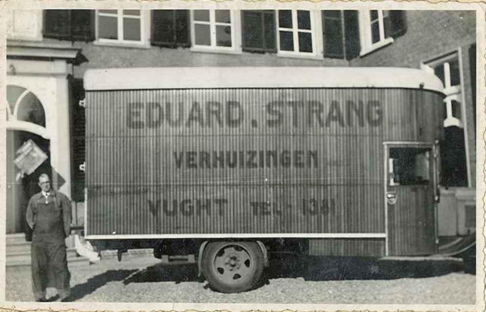 Mondial Eduard Strang Verhuizingen foto uit archief