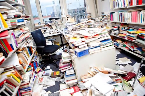 kantoor archief vrij
