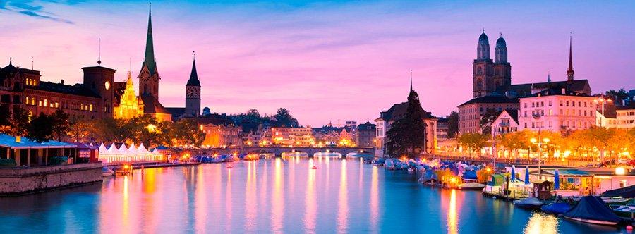 verhuizen naar Zwitserland Zurich