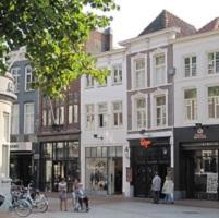 Winkel straat Den Bosch