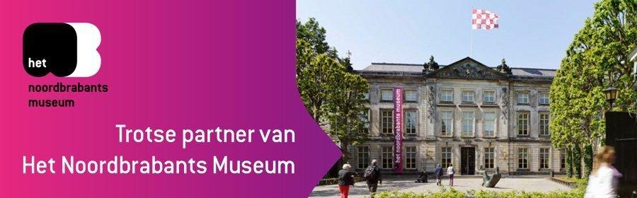 Trotste partner van Het Noordbrabants Museum